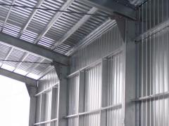 Каркасы промышленных зданий и сооружений:...