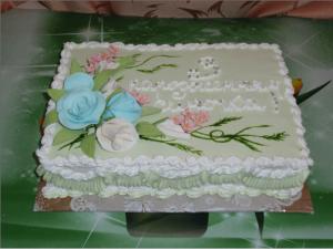 Подарочные торты, торты праздничные