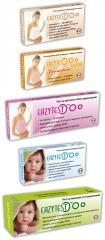 Tests for pregnancy of EazyTest / Izites