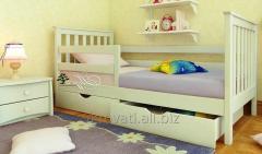 Bed children's Ariana Ekstra 90*200 (Natural