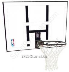 Basketball backboard of Spalding NBA Combo 44