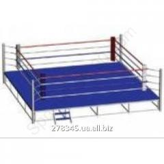 Boxing ring of Boyko CK001.4 4.5kh4.5m. scaffold