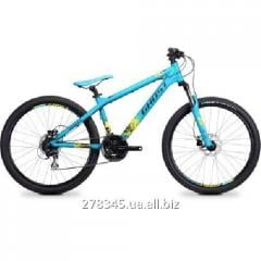 Ghost 4-x Comp blue/black/lime green 2014,