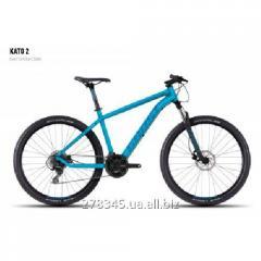 Blue/darkblue/black_M_2016 GHOST Kato 2 bicycle,