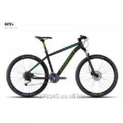 GHOST Kato 4 black/green/blue_S bicycle, 16KA3744