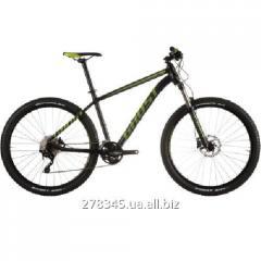 Black/limegreen/grey_XL_2015 GHOST Kato 5 bicycle,