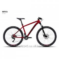 GHOST Kato X 6 red/black bicycle, 16KA3802