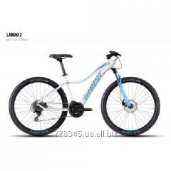 GHOST Lanao 2 white/blue/lightblue L_2016 bicycle,