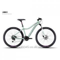 GHOST Lanao 3 mint/darkmint/white/pink XL bicycle,