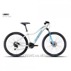 GHOST Lanao 3 white/blue/lightblue bicycle,