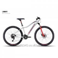 GHOST Lanao 5 white/red/darkred/blue M bicycle,