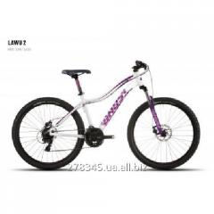 GHOST Lawu 2 white/pink/purple bicycle, 16MS4512
