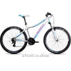GHOST MISS 1100 white/pink/blue bicycle, 14MS4591