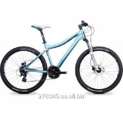 GHOST MISS 1200 light blue/white/blue bicycle,