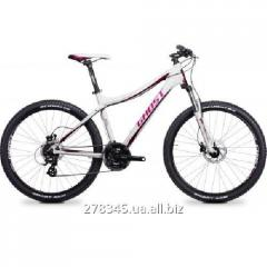 GHOST MISS 1200 white/pink/blackberry bicycle,