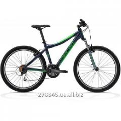 GHOST MISS 1800 grey/green/grey bicycle,