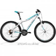 GHOST MISS 1800 white/brown/petrol bicycle,