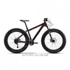 Haibike Fatcurve 6.30 26 bicycle, frame of 46 cm,