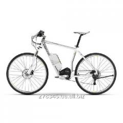 Haibike XDURO Cross 28 400Wh bicycle, frame of 56
