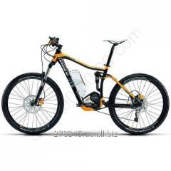 """Haibike Xduro FS SL 26 bicycle"""" 300Wh, 48"""