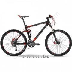 Cm MTB Haibike Attack FS 26 47 bicycle