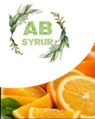 Концентрат апельсинового сиропа