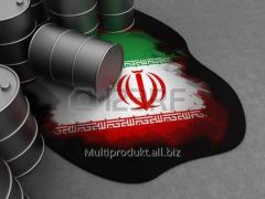 OIL IRANIAN