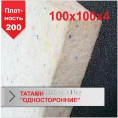 Мат Татами Boyko  односторонние  JUDO 4 х 100 х