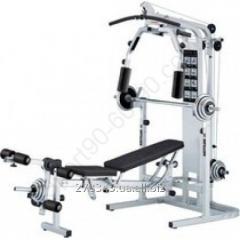 Multipurpose Kettler Delta XL exercise machine