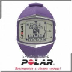 Monitor of a warm rhythm POLAR FT60F lilac