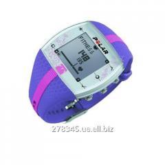 Monitor of a warm rhythm POLAR FT7F violet/pink