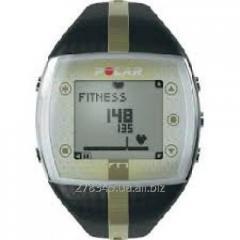 Monitor of a warm rhythm POLAR FT7F black