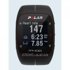 Monitor of a warm rhythm POLAR M400 BLK HR