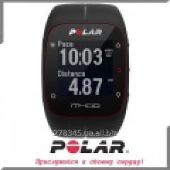 Monitor of a warm rhythm POLAR M400 BLK