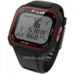 Monitor of a warm rhythm POLAR RC3 GPS BLK HR