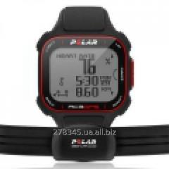 Monitor of a warm rhythm POLAR RC3 GPS BLK N HR
