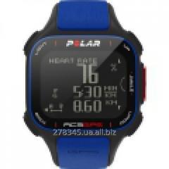Monitor of a warm rhythm POLAR RC3 GPS BLU HR