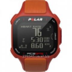 Monitor of a warm rhythm POLAR RC3 GPS RED-ORA HR