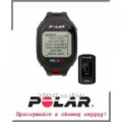 Monitor of a warm rhythm POLAR RCX3 BLK GPS