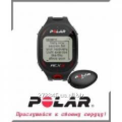 Monitor of a warm rhythm POLAR RCX3 BLK RUN