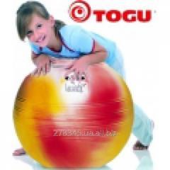 Ball gymnastic TOGU ABS Powerball, 55 cm of