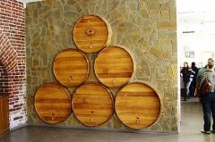 Wooden interior, design of wooden interiors