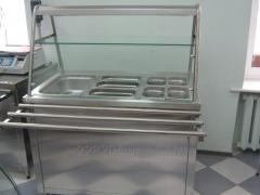 Food warmer 2kh dishes 1500х700х1450