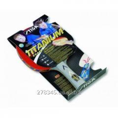 Racket for table tennis of Stiga Titanium MAX