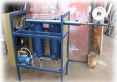 APEP-120 steam generator