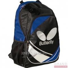 Backpack of Butterfly Cassio II red