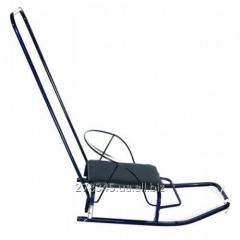 Sledge Comfort of Newt with TI-3010-8 pusher