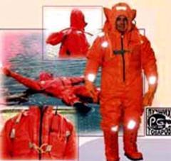 Diving suit rescue Viking