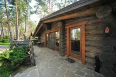 Saunas wild felling, mini-saunas