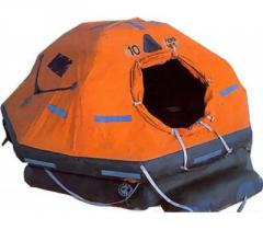 Sea liferafts SOLAS